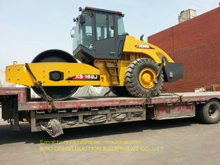 XS162J Construction Road Roller 16 Ton Single Drum Road Roller Hydraulic System