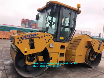 XCMG 12t Construction Road Roller Double Drum Vibratory Compactor Road Roller