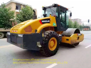 XS223JE Construction Road Roller 22ton Single Drum Environmental Friendly